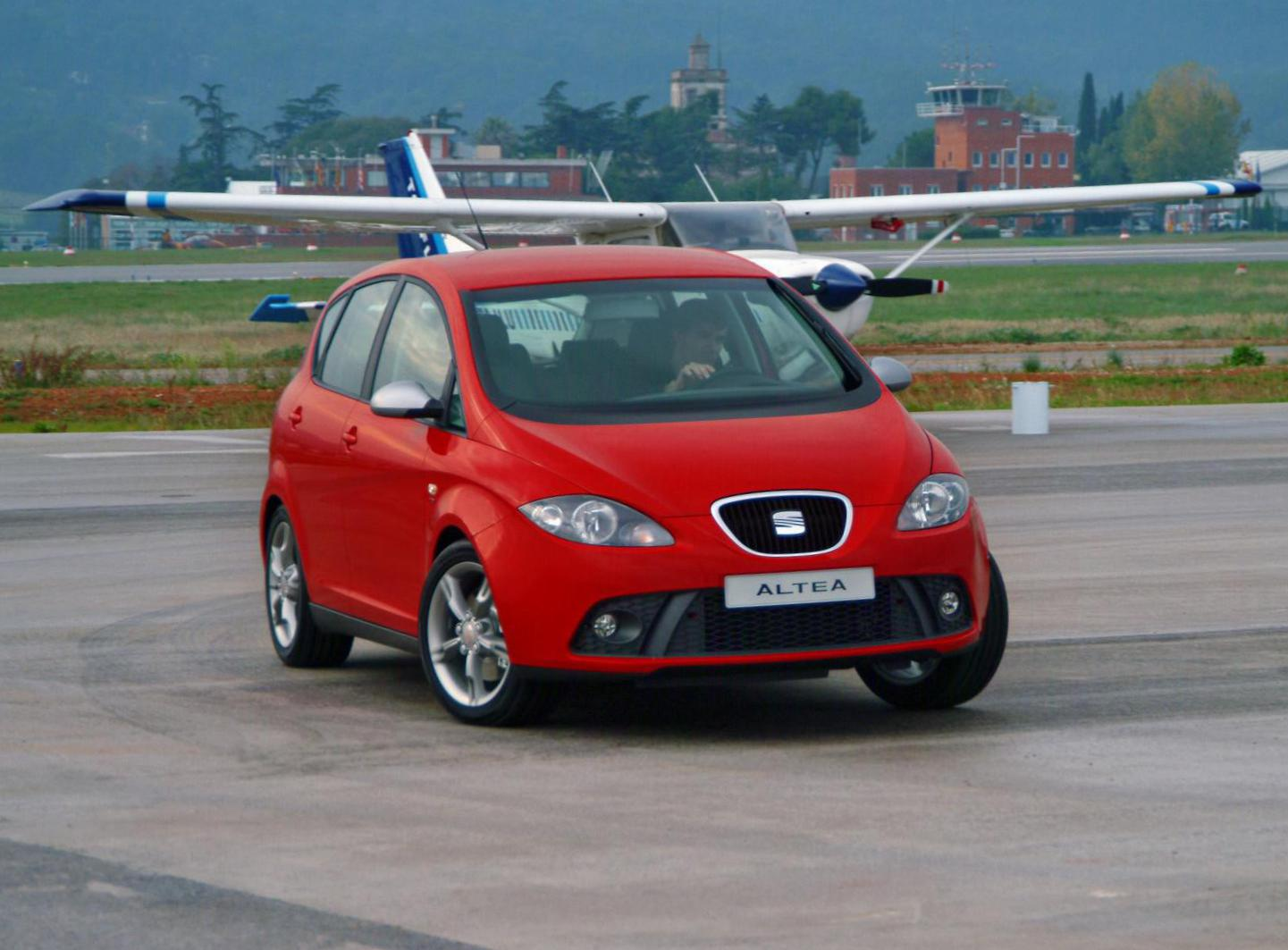 Seat Altea FR new 2012