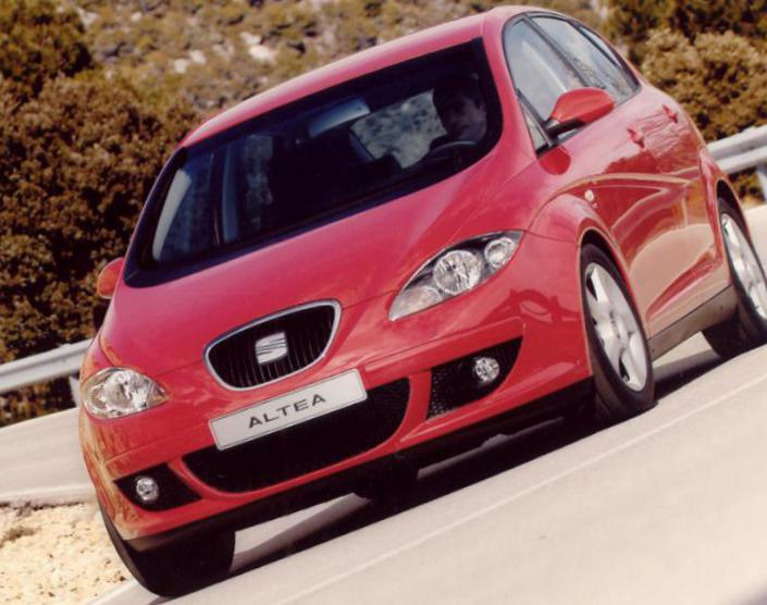 Seat Altea for sale hatchback