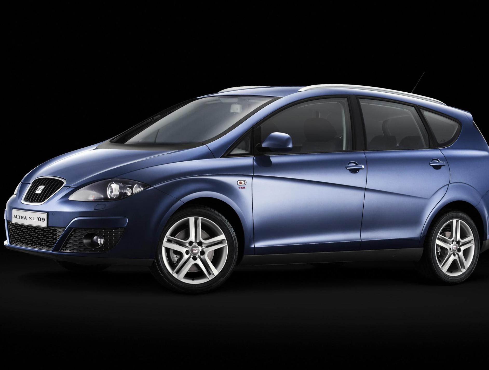 Altea XL Seat approved hatchback