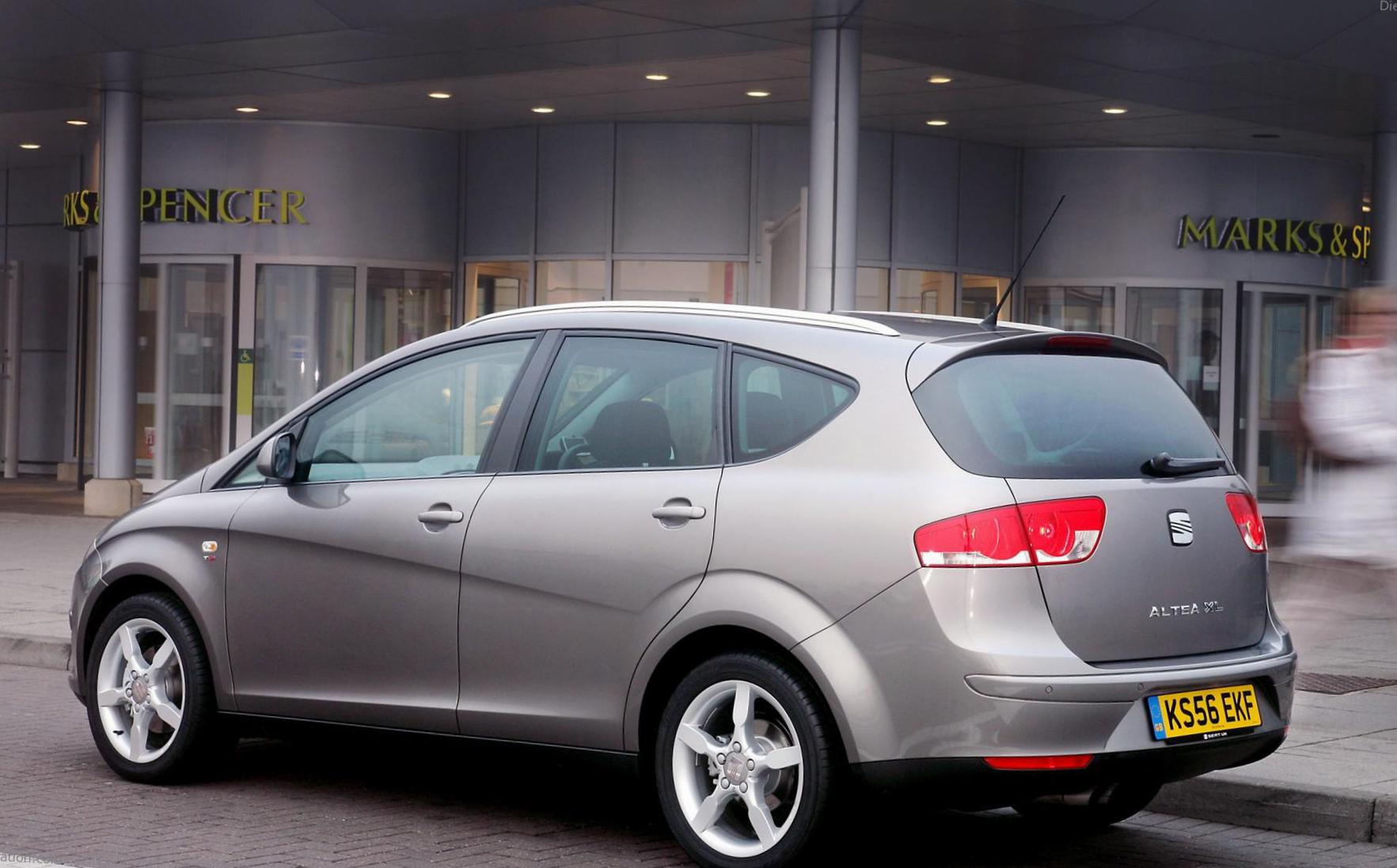 Seat Altea XL auto 2009
