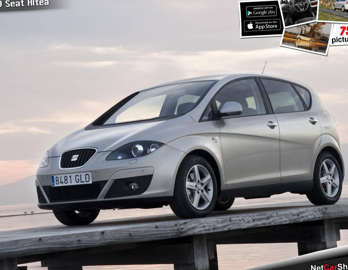 Seat Altea XL usa hatchback
