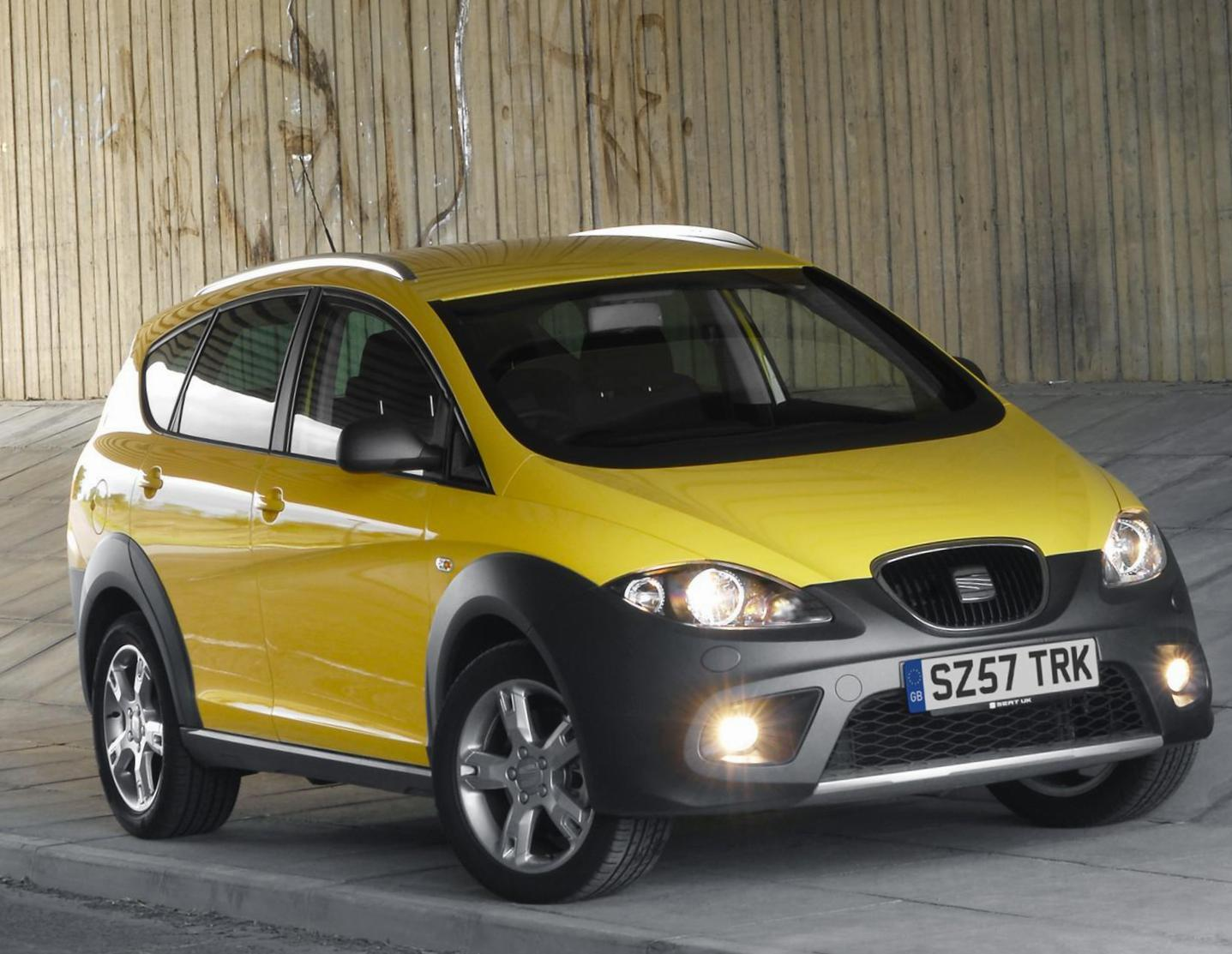Seat Altea Freetrack reviews 2006