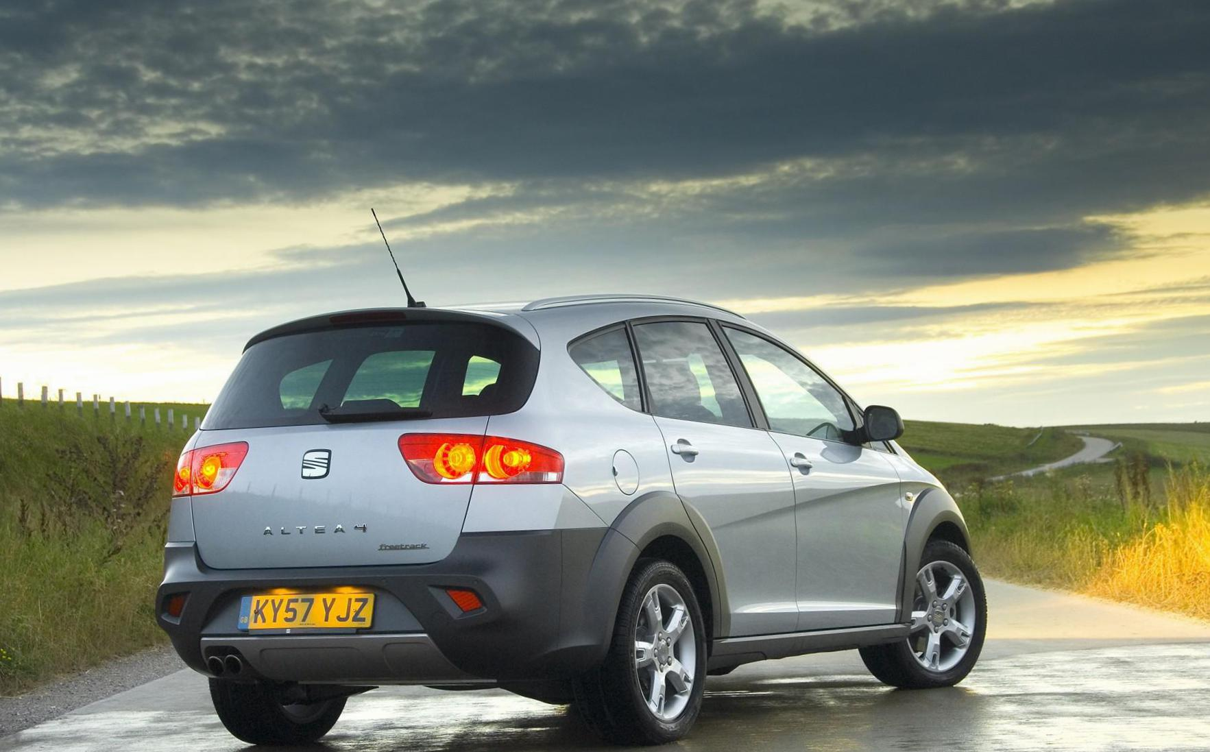 Seat Altea Freetrack sale 2011