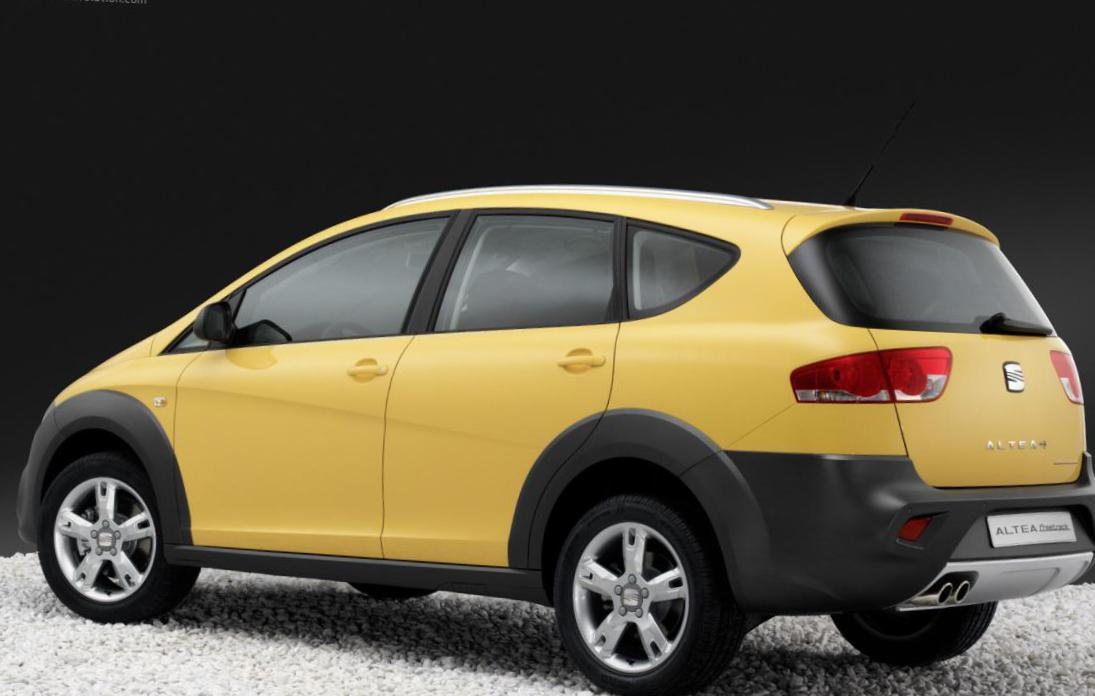 Seat Altea Freetrack sale hatchback