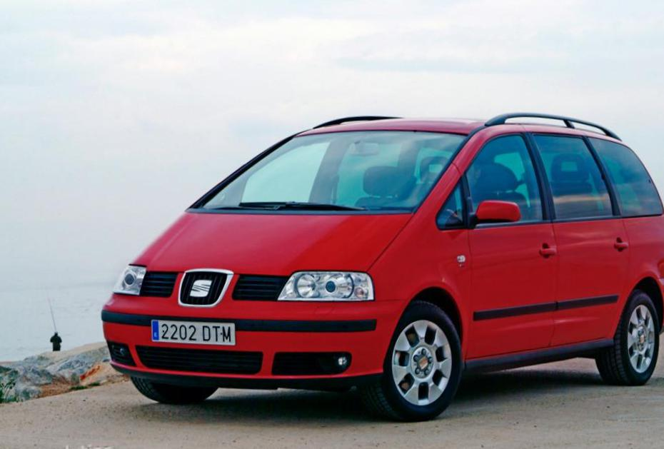 Seat Alhambra cost 2006