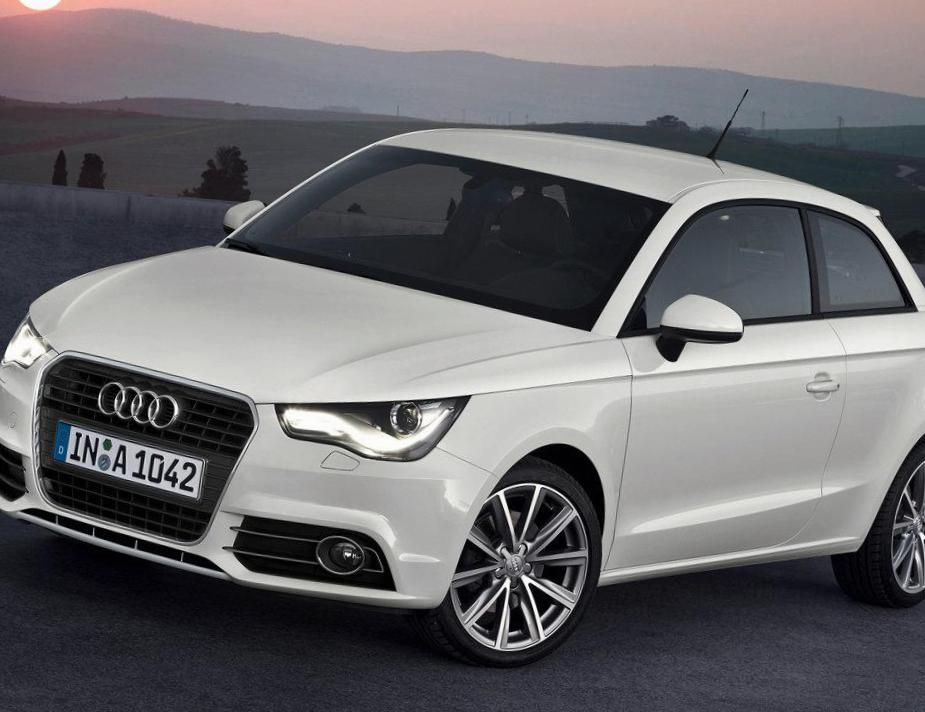 Audi A1 Specification 2006