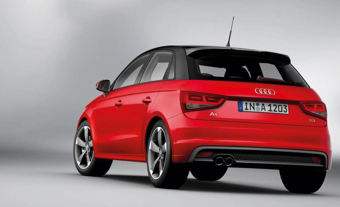 A1 Sportback Audi tuning 2009