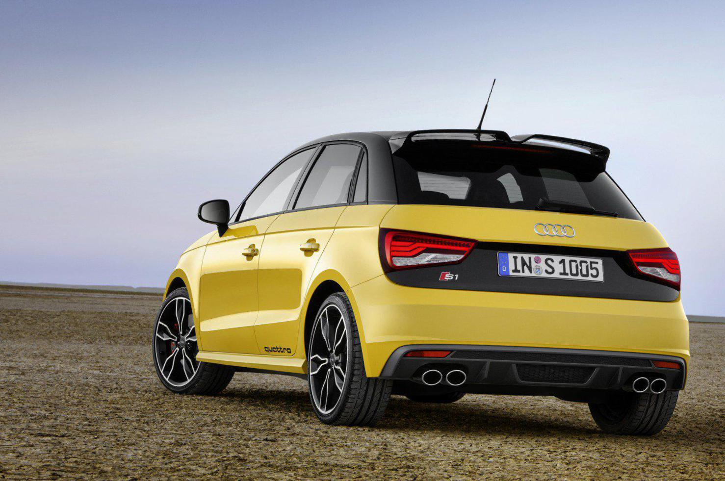 Audi S1 review suv