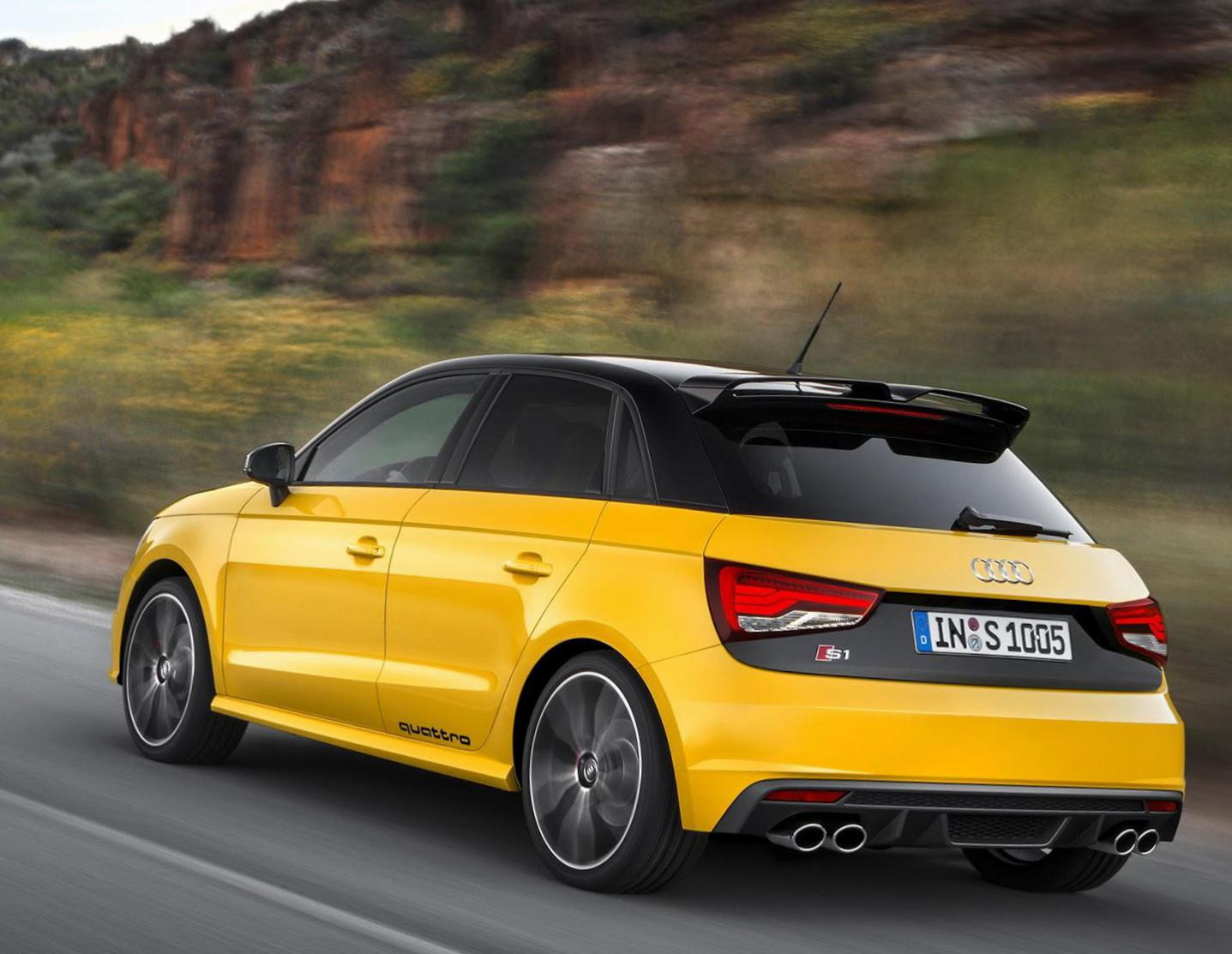 Audi S1 reviews hatchback