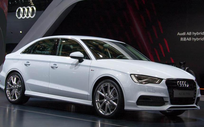 Audi A Sedan Photos And Specs Photo Audi A Sedan Models And - Audi sedan models