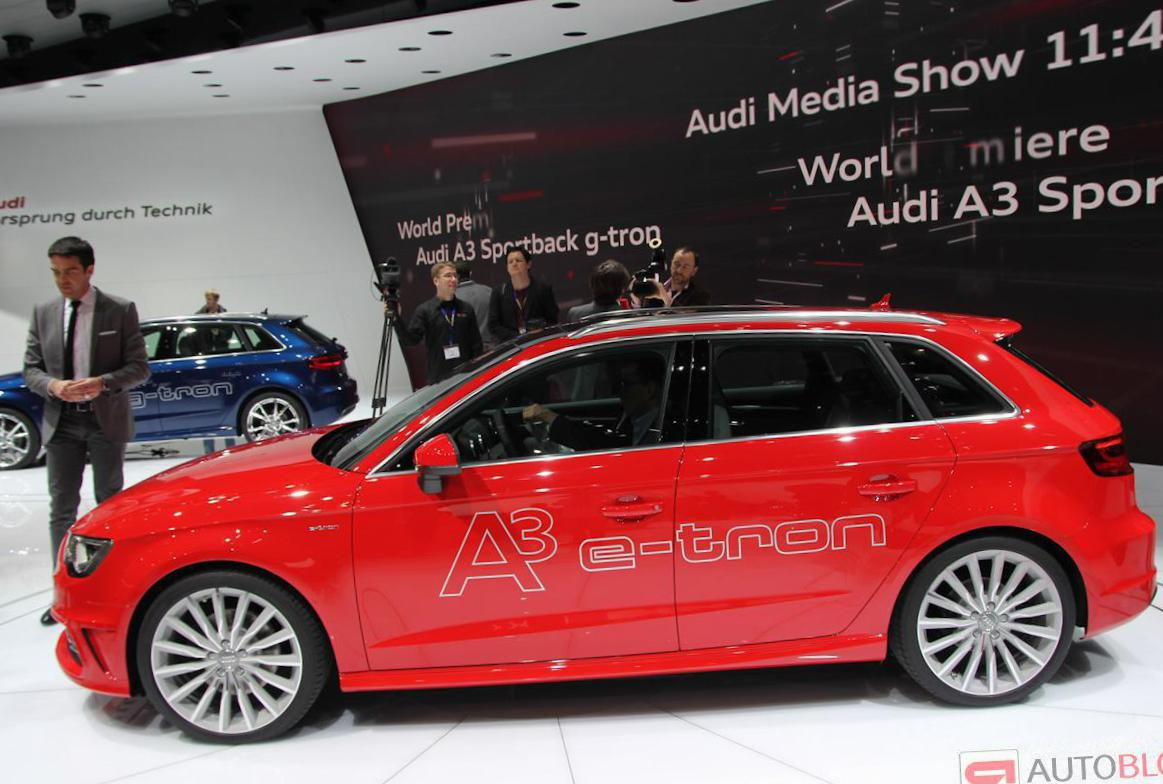 A3 e-tron Audi tuning hatchback