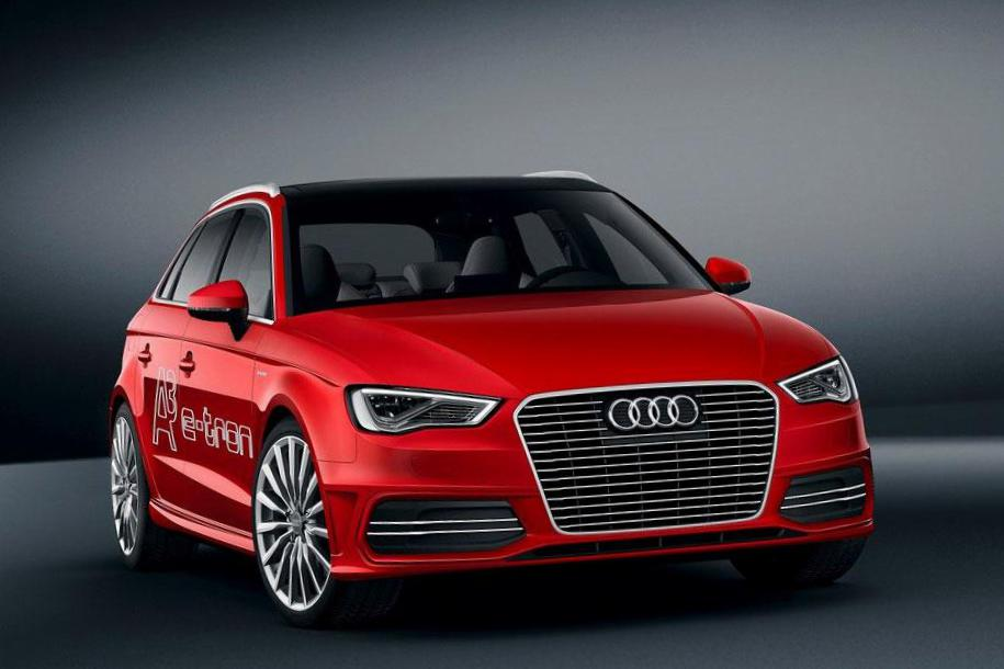 Audi A3 e-tron approved 2014