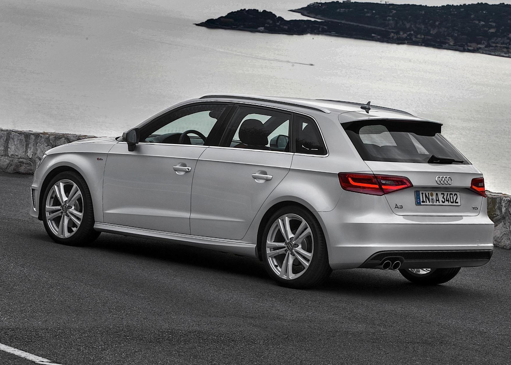 Kelebihan Audi A3 Sportback 2011 Murah Berkualitas