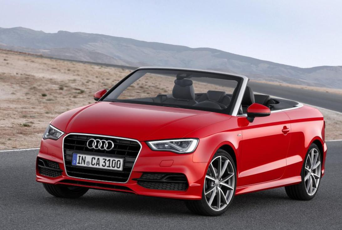 Audi A3 Cabriolet approved hatchback