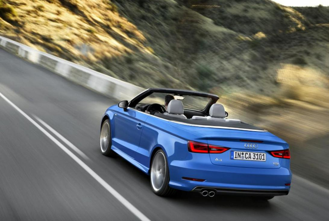 Audi A3 Cabriolet cost wagon