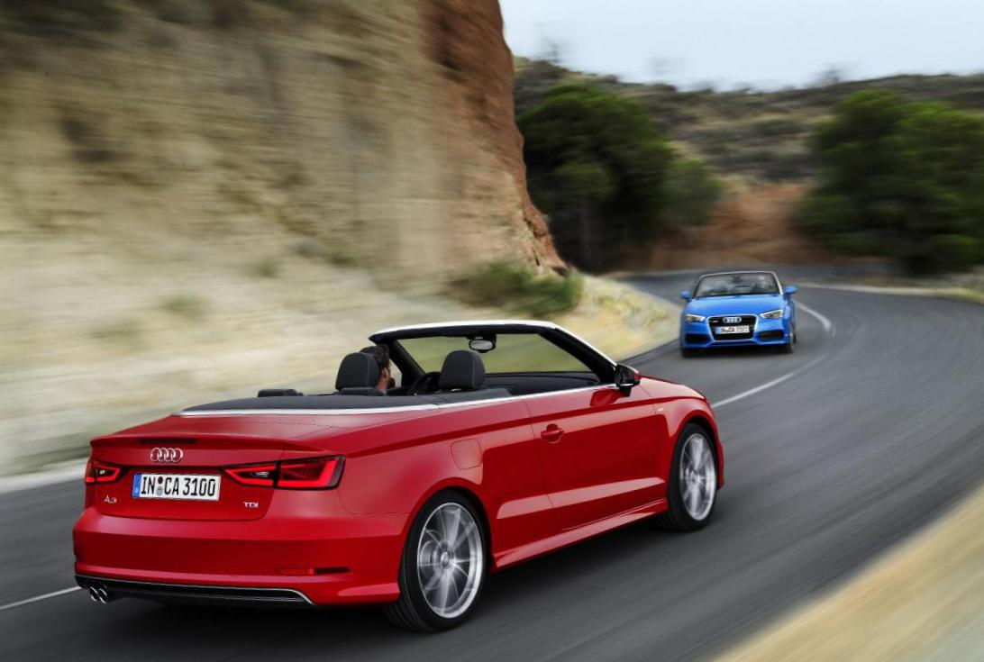 Audi A3 Cabriolet used suv