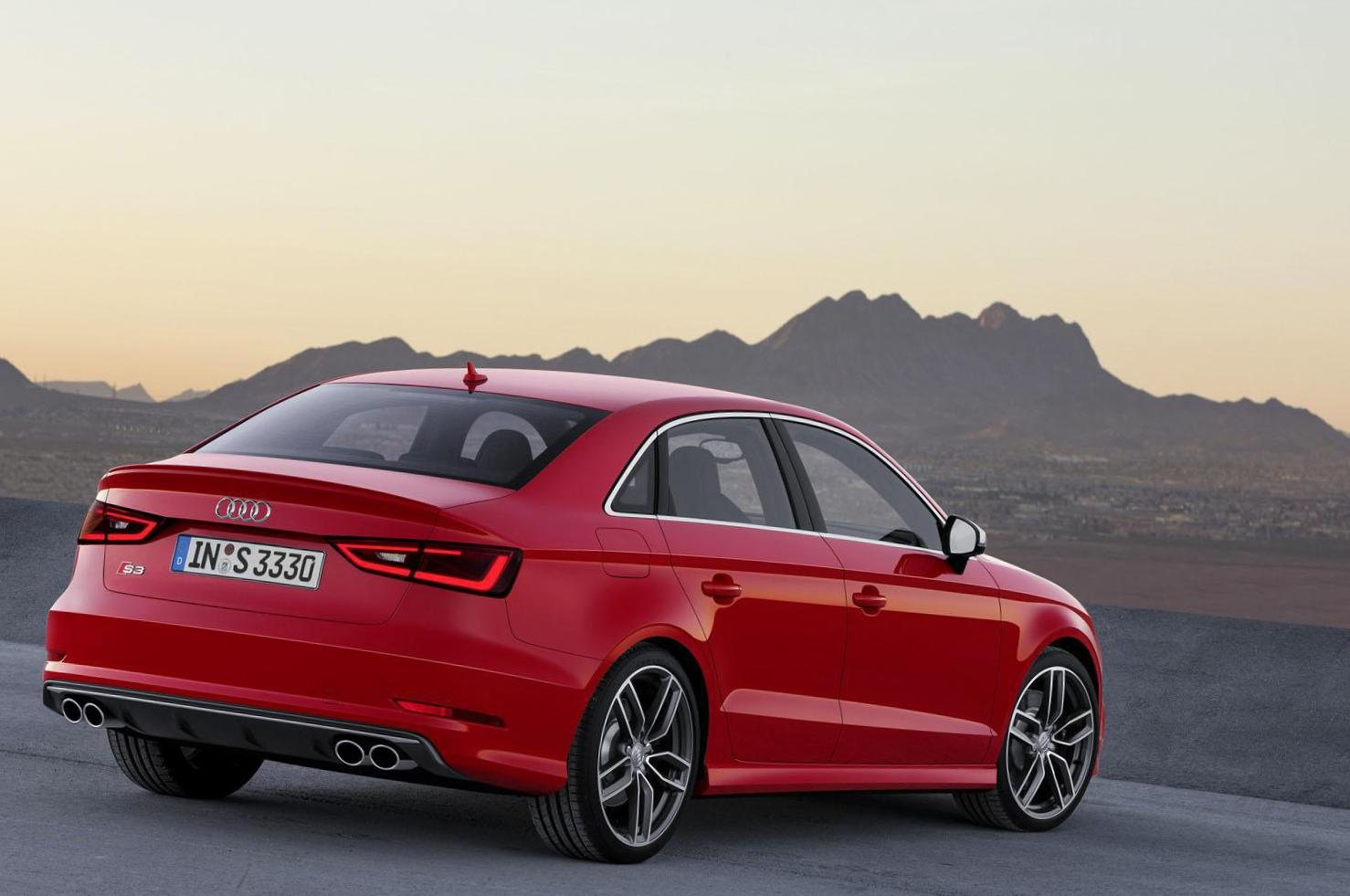 Audi S3 Sedan reviews hatchback