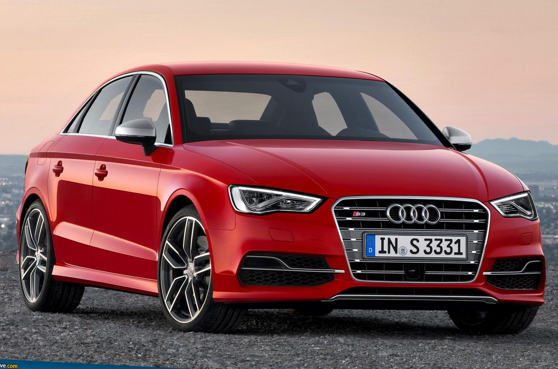 S3 Sedan Audi lease hatchback