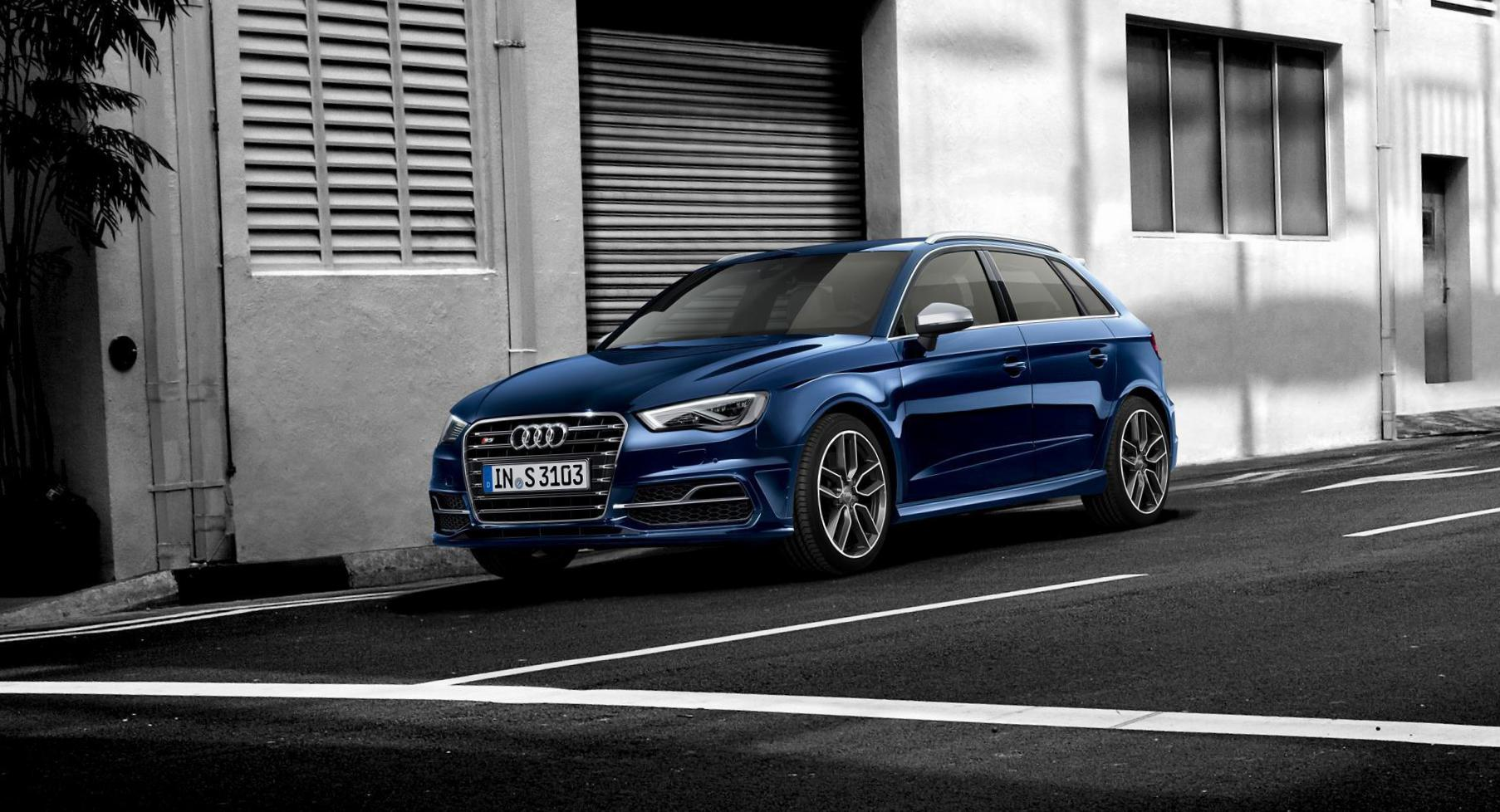 Audi S3 Specifications hatchback