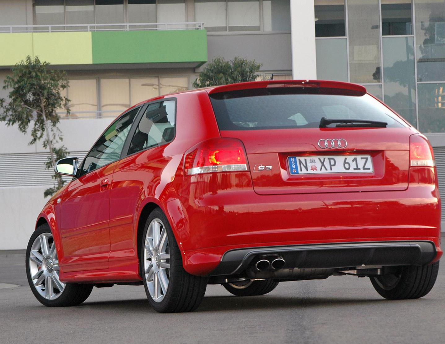 Kelebihan Kekurangan Audi S3 2007 Review