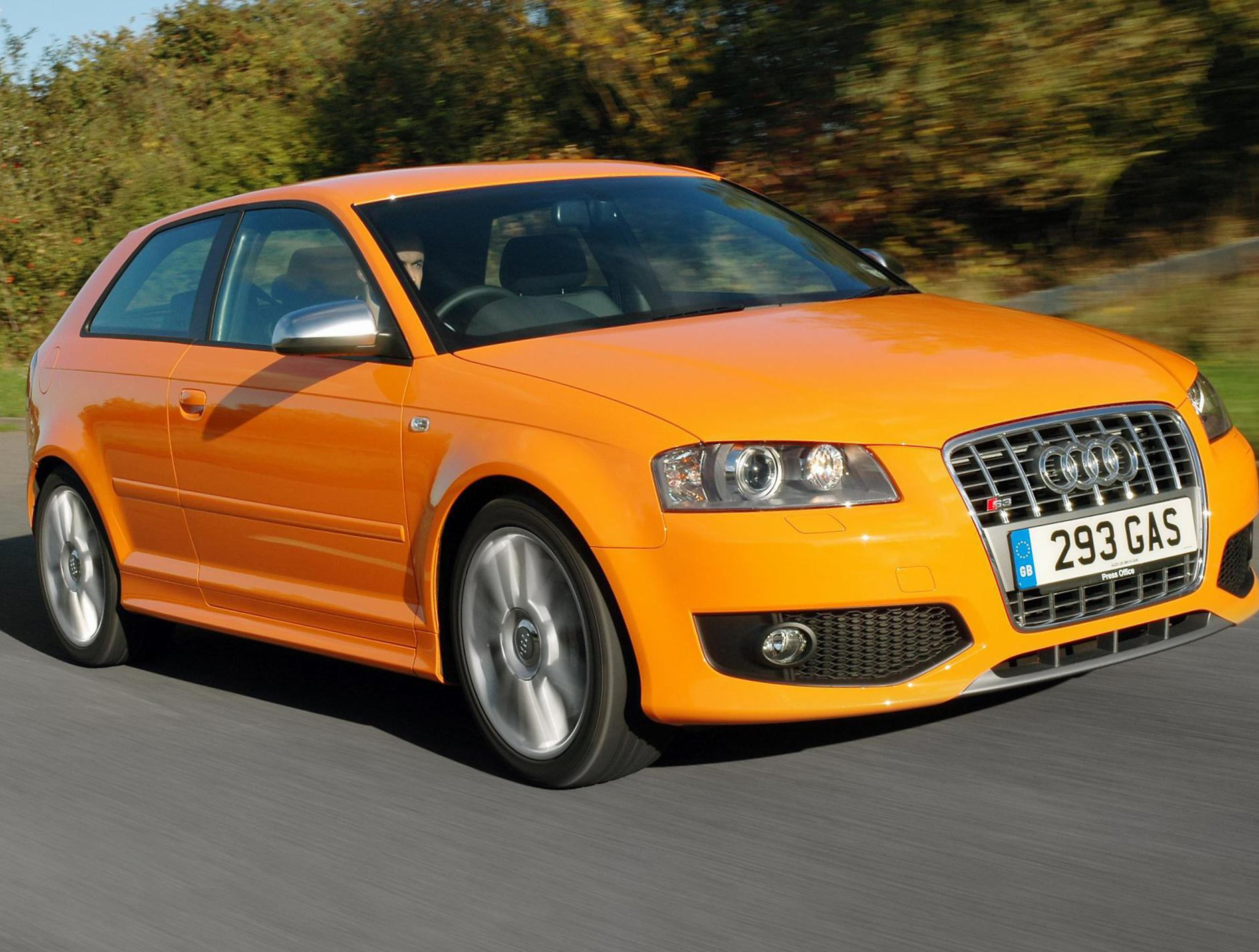Audi S3 Sportback Photos and Specs. Photo: S3 Sportback ...