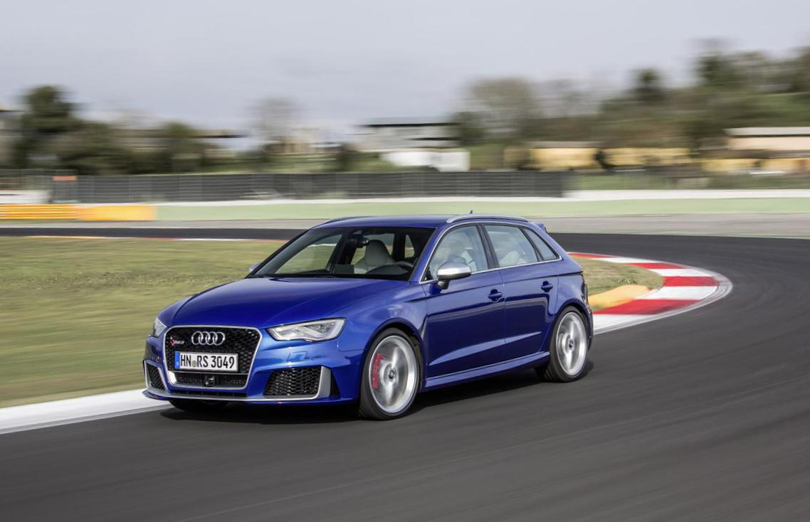 RS3 Sportback Audi how mach 2013