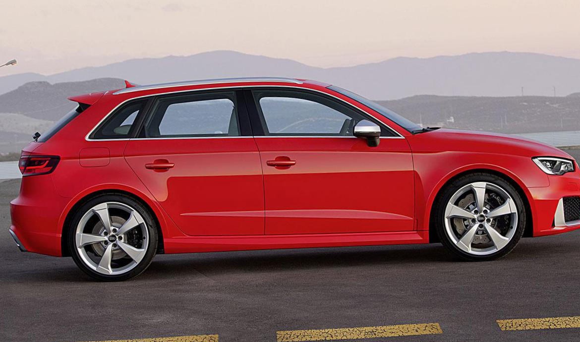 RS3 Sportback Audi prices suv