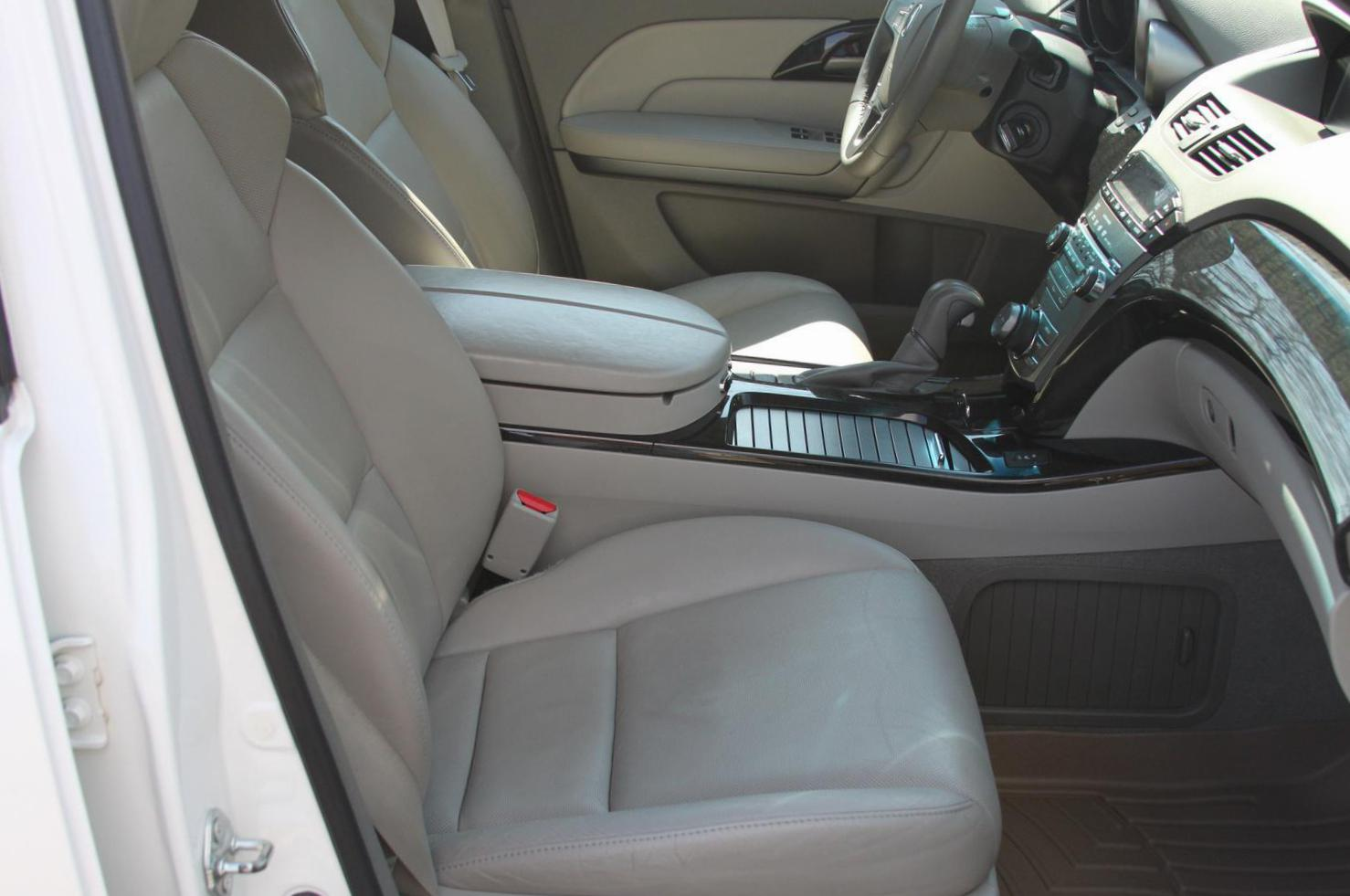 MDX Acura Specification 2013