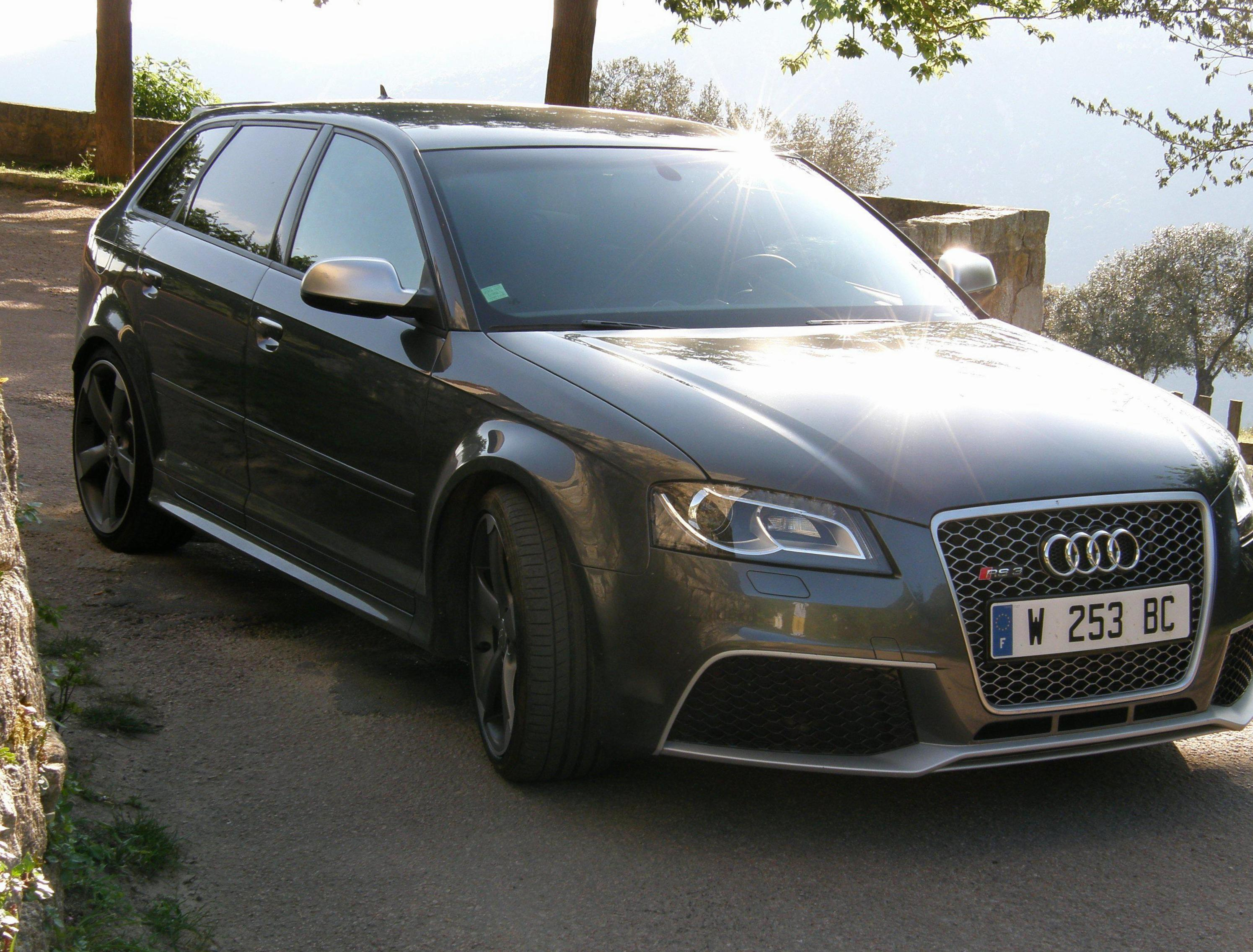 Audi RS3 Sportback for sale minivan