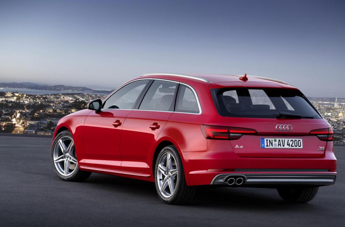 A4 Avant Audi reviews hatchback