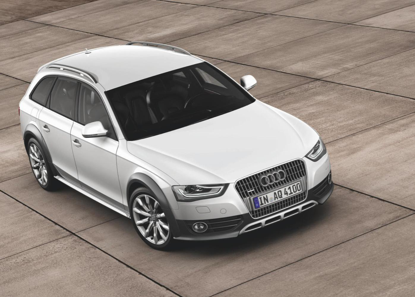 A4 Avant Audi Specifications 2010