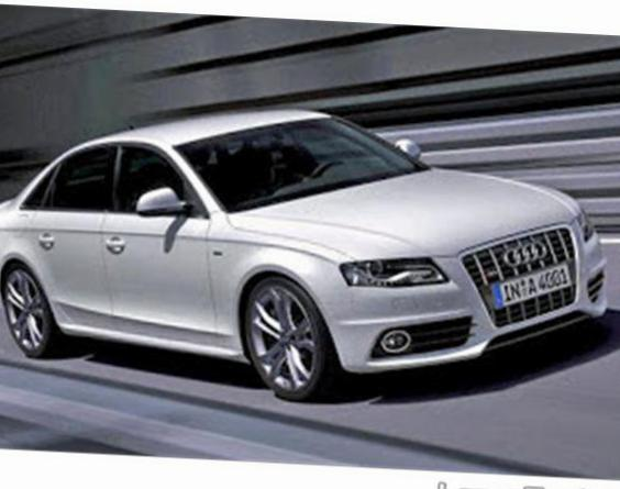 A4 Audi prices 2012