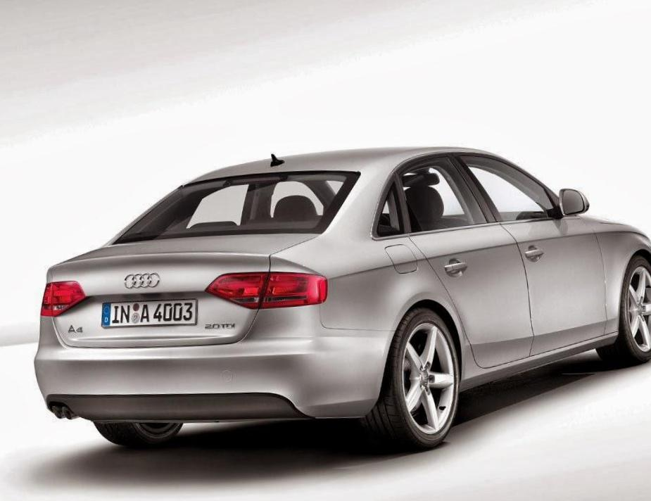 Audi A4 prices 2009