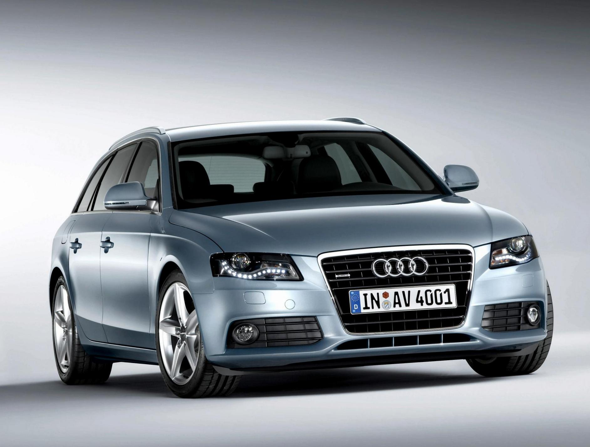Audi A4 lease hatchback