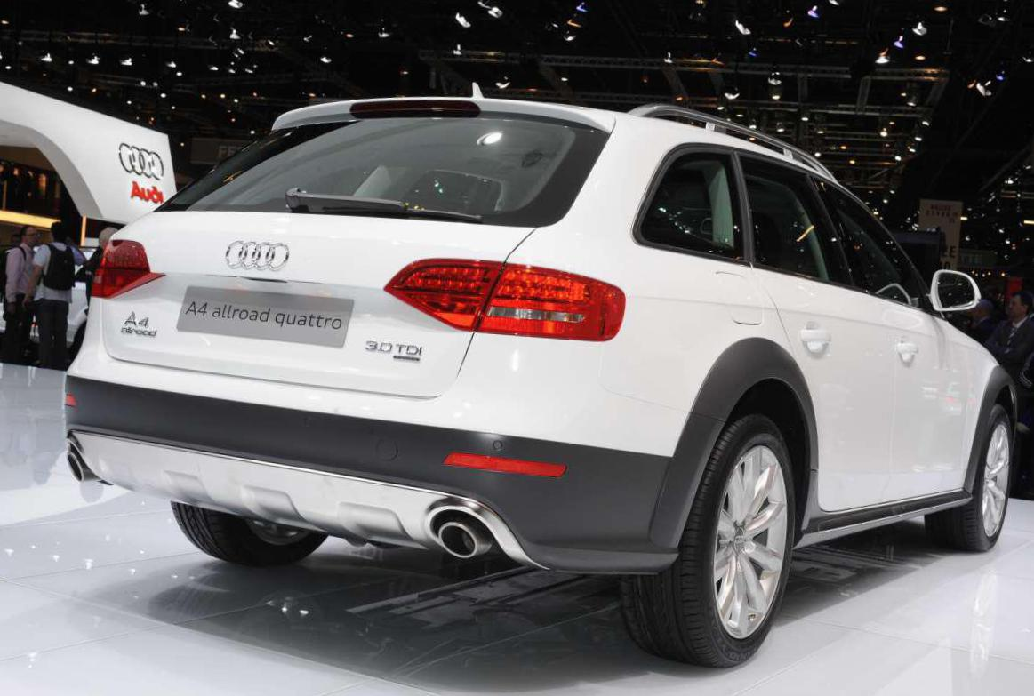 A4 allroad quattro Audi used hatchback