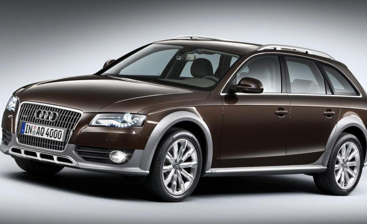 Audi A4 allroad quattro Specification 2012