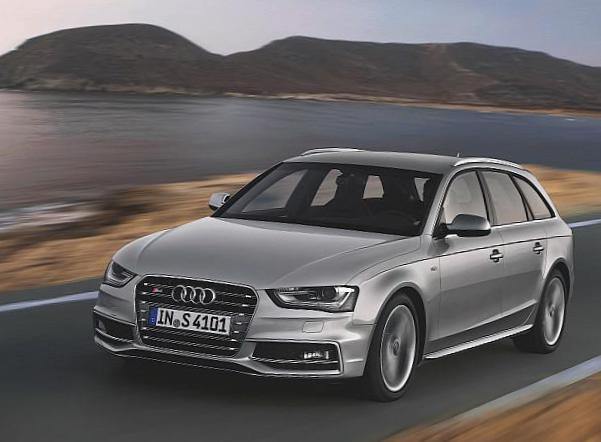S4 Audi review 2012