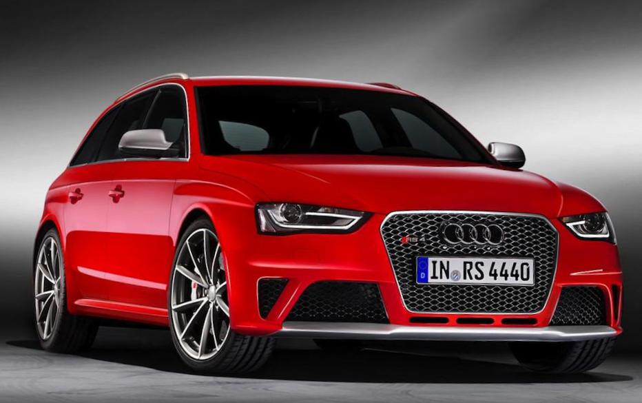 Audi RS4 Avant prices hatchback
