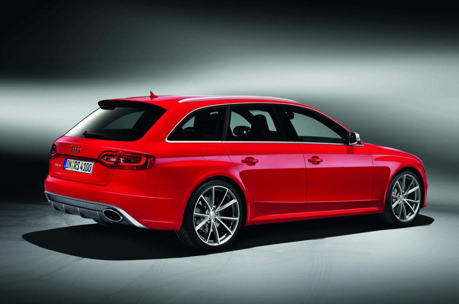 RS4 Avant Audi approved suv
