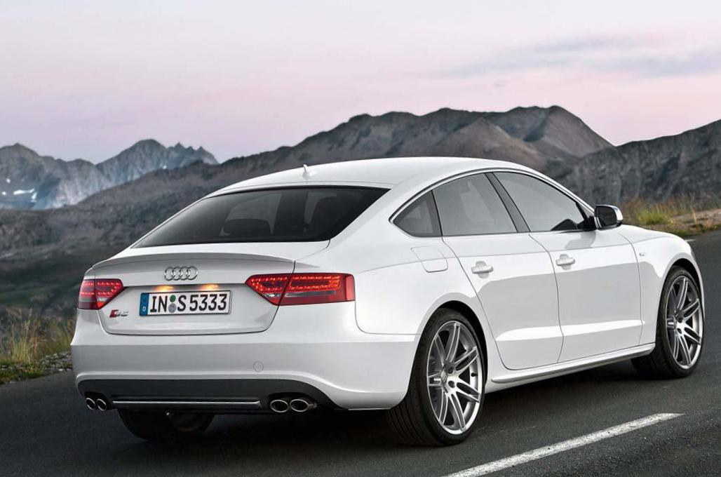 A5 Sportback Audi Specifications hatchback