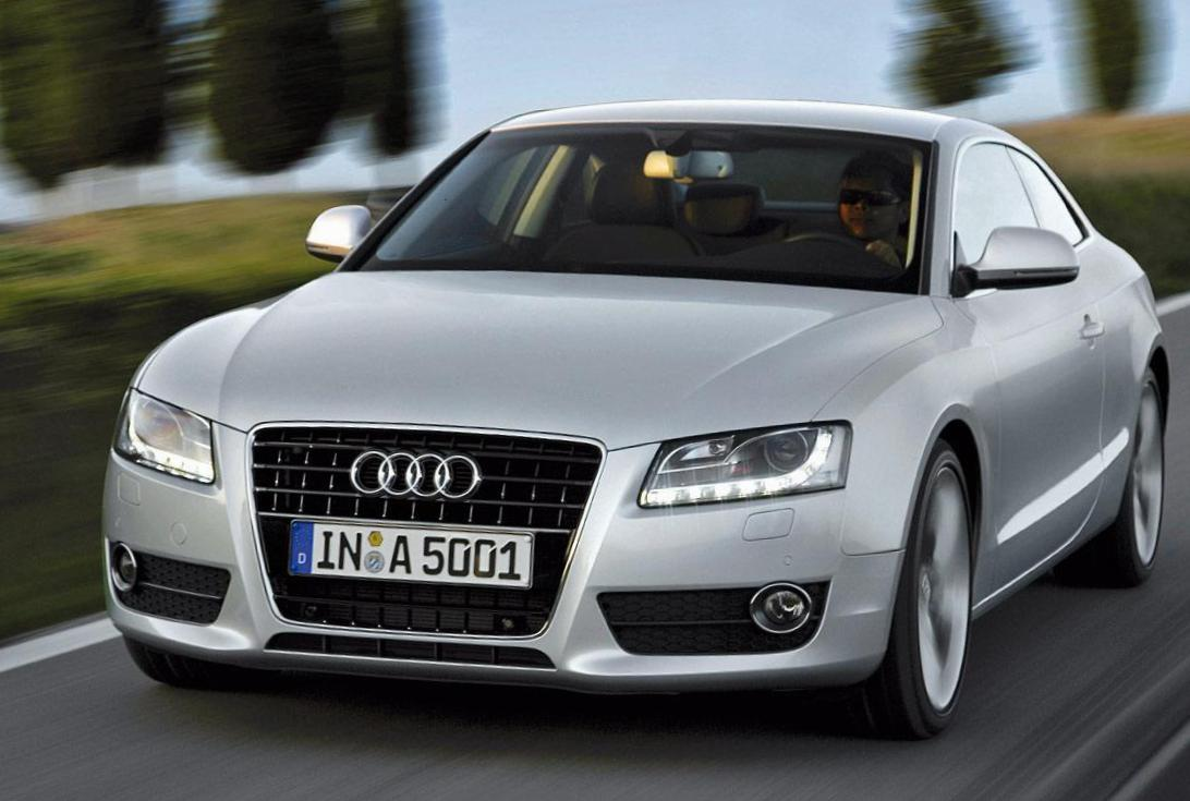A5 Coupe Audi prices 2015