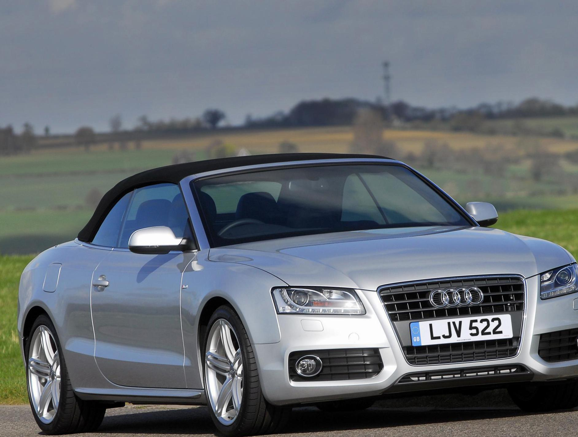 A5 Cabriolet Audi cost wagon