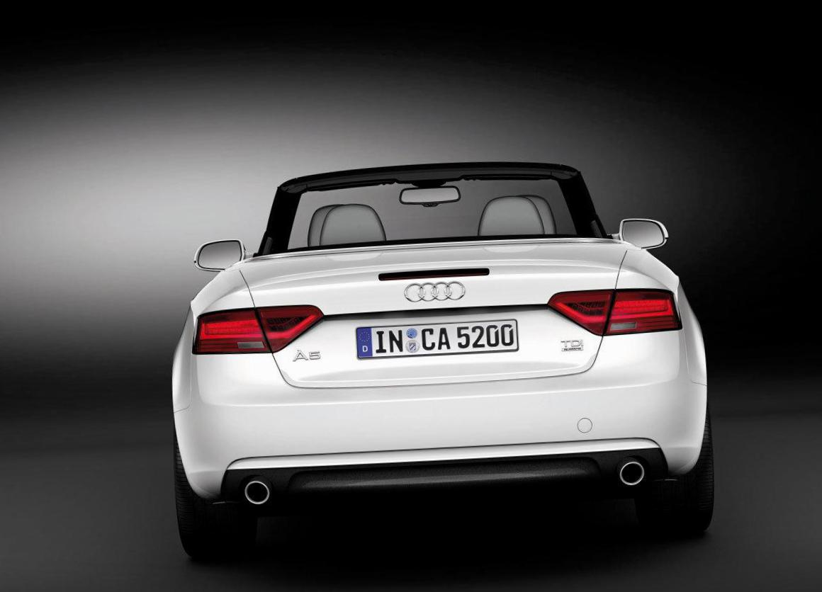 Audi A5 Cabriolet reviews 2012