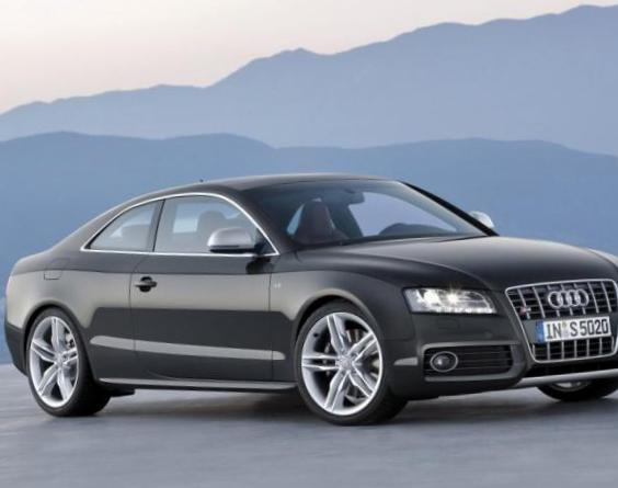 A5 Cabriolet Audi approved 2009