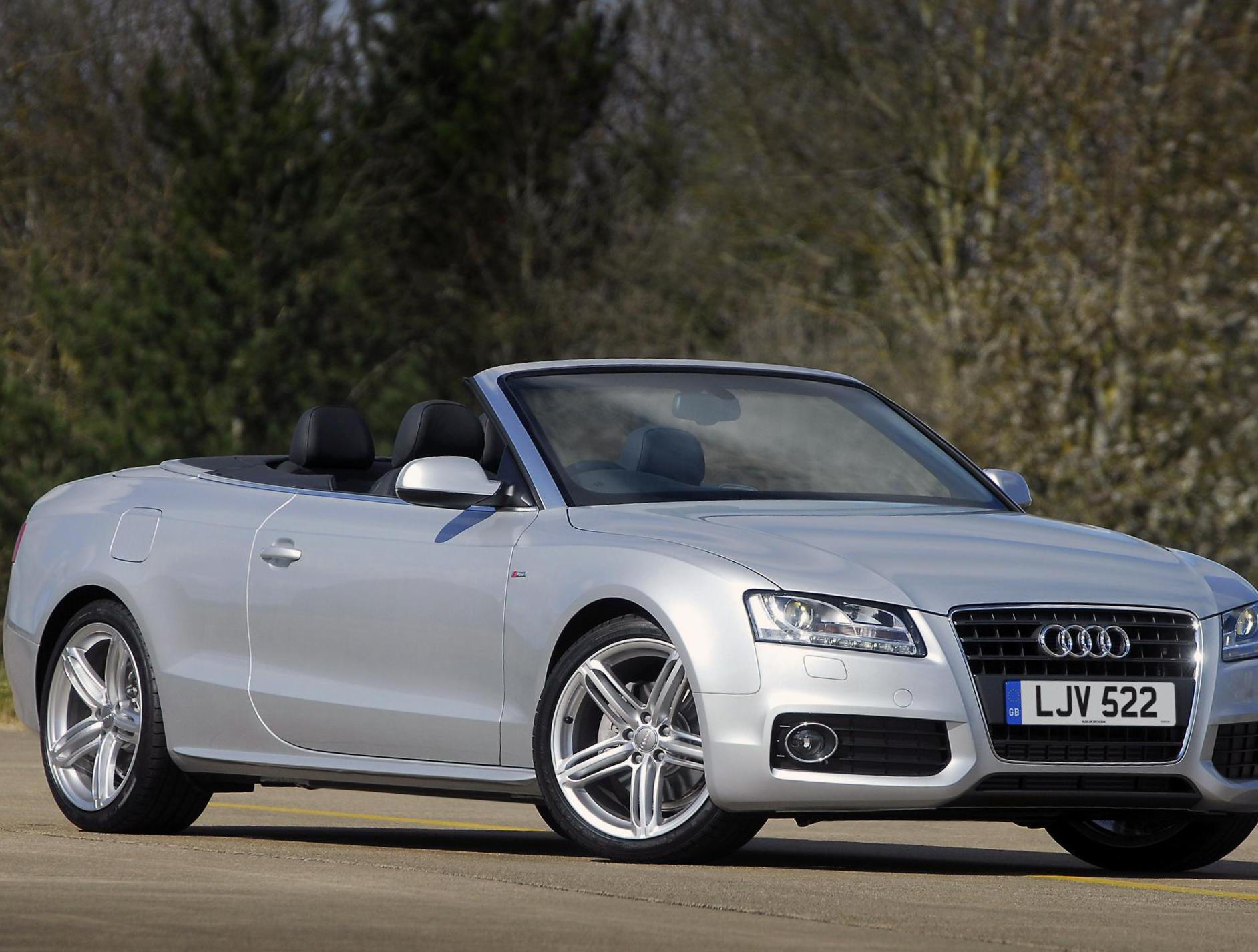 Audi A5 Cabriolet approved 2006