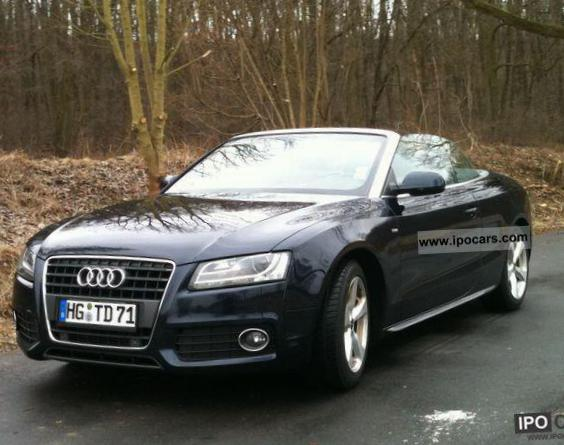 Audi A5 Cabriolet cost 2015