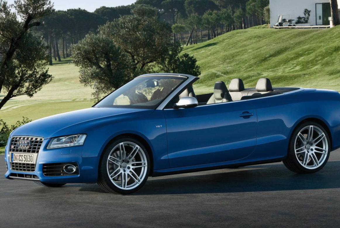 Audi A5 Cabriolet reviews sedan