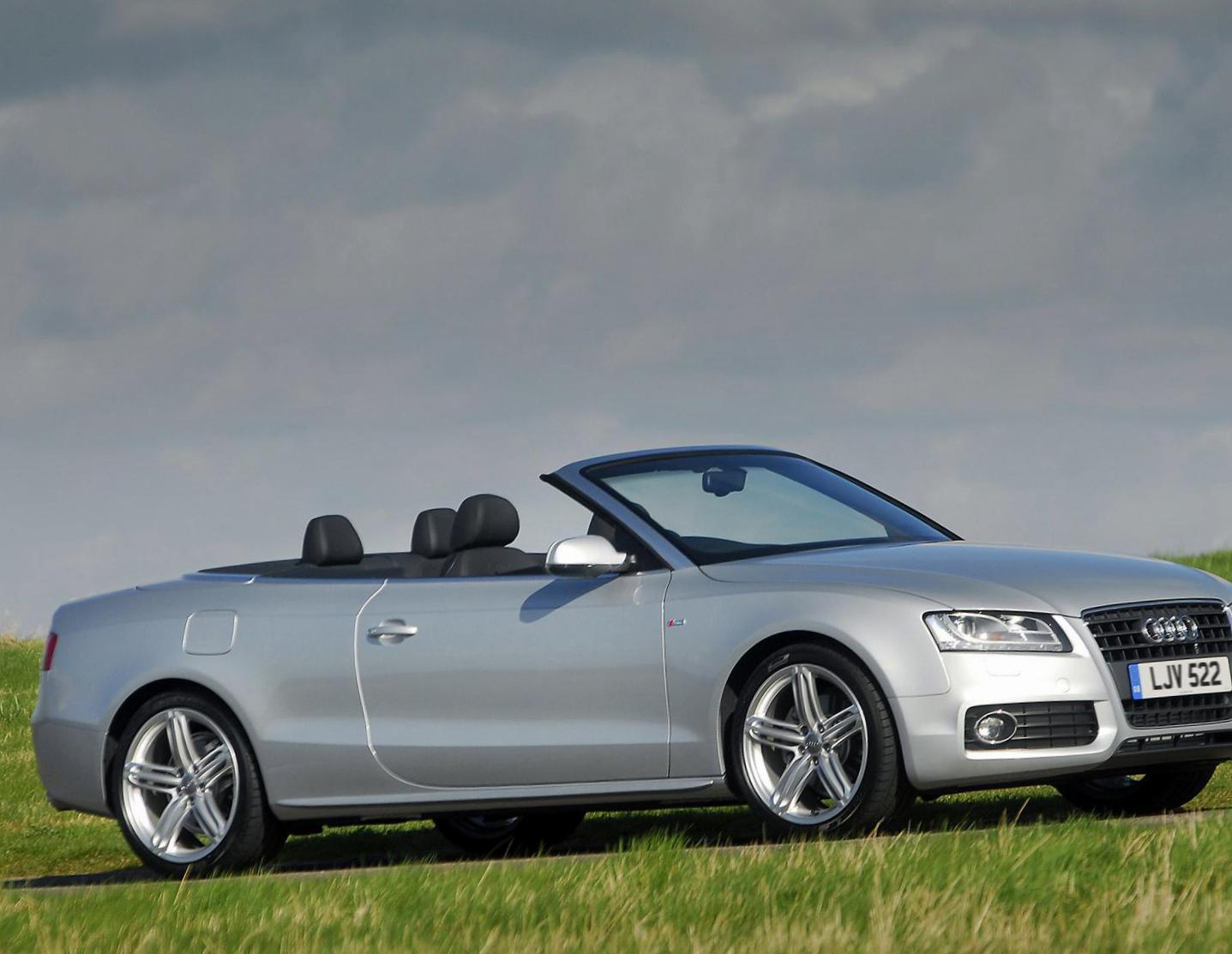 Audi A5 Cabriolet used 2009