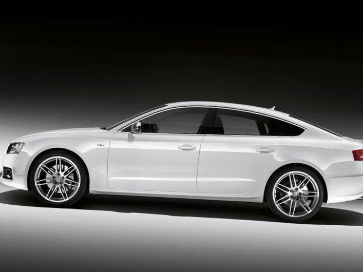 Audi S5 Sportback approved hatchback