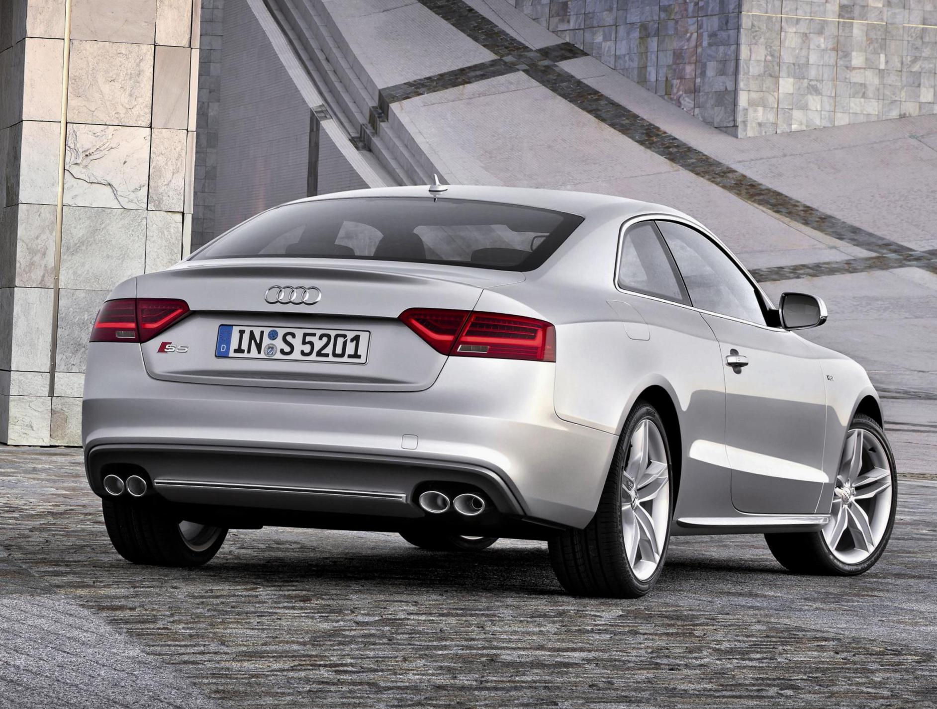 S5 Coupe Audi used 2004